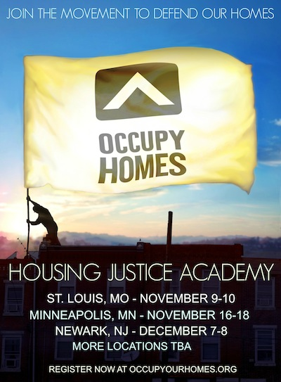 Register now for the Housing Justice Academy!!
