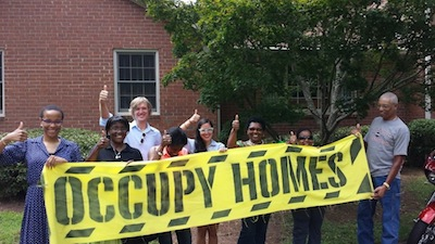 VICTORY! Retired police officer and cancer fighter Jacqueline Barber wins her home back from the bank!