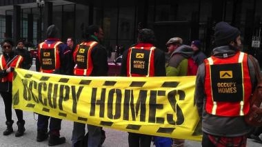 Occupy Homes Housing Justice Academy