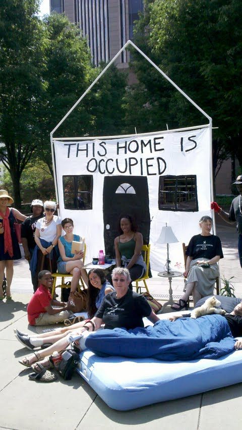 This home is occupied