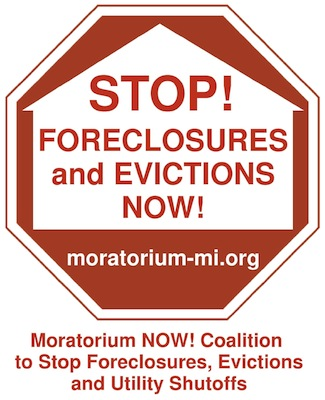 Moratorium NOW!