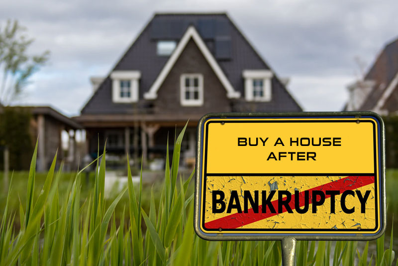 Tips Buying a House After Bankruptcy in 2020